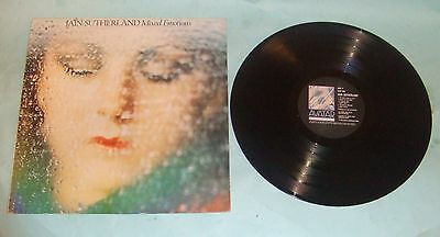 Iain Sutherland LP - Mixed Emotions. A1/B1. Excellent Playing Order.