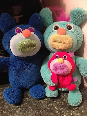 Mattel Sing-a-ma-jig Two Singing Toys