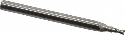New  1 mm (.03937) carbide end mill 4 flutes