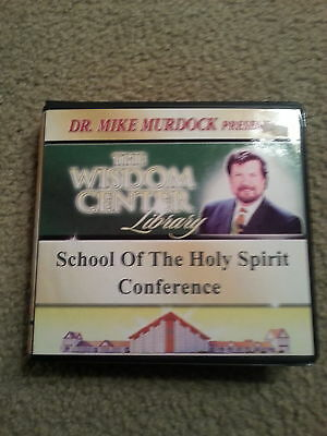 Dr Mike Murdock SCHOOL OF THE HOLY SPIRIT CONFERENCE 15 CD Set