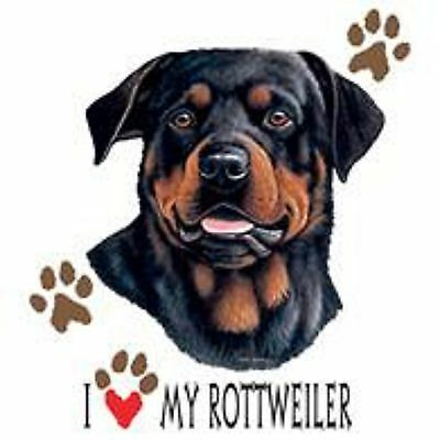 Rottweiler Love Tote