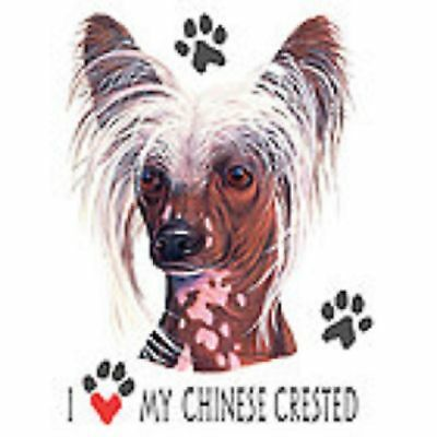 Chinese Crested Love Tote