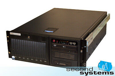 "19"" Supermicro Server 4U Xeon 2x E5335 QC 2GHz / 4GB RAM - SHD Xantera"