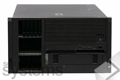 HP Proliant ML570 G4 Server 4x Intel Xeon DC CPU 3,2 GHz / 32GB RAM