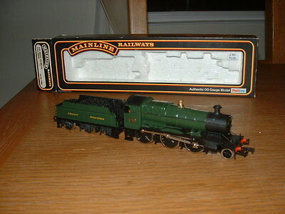 MAINLINE GWR 43XX CLASS 2-6-0 LOCO No 5322 in GWR Green Livery