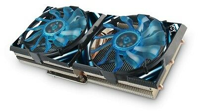 NEW! Gelid Solutions Icy Vision VGA Cooler for AMD Graphics Card