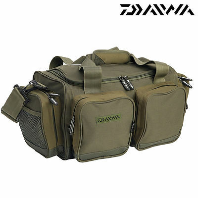Daiwa Mission Carryall 70L Fishing Bag Carp Luggage Dmc2