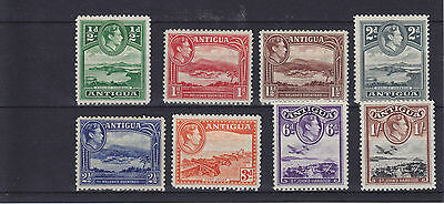 Antigua KGVI SG 98/105 Cat £22.15 Cheapest  Mounted Mint