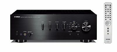 Yamaha A-S701 Integrated Amplifier - Black - 2 Year Manufacturers Warranty