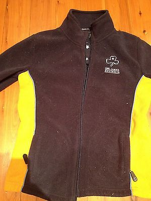 Girl Guides Australia Uniform, Fleece Jacket Size 10