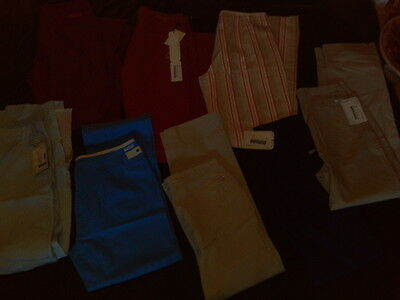 Job Lot 8 x Assorted MURPHY & NYE Ladies Sailing Trousers All New With Tag
