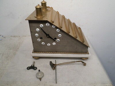 Mouse Trap 8 Day Ramp Rolling Ball Clock