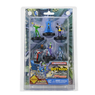 Heroclix The Joker's Wild Fast Forces Pack