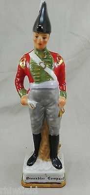 Grenadier Company (19th Century) Modern Porcelain Figurine 6.5 inches tall