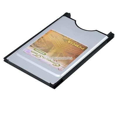 Best Compact Flash CF Type I Card to Laptop PCMCIA Reader Converter AdapterEN24H