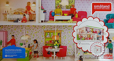 LUNDBY™ 60.1014 smaland Puppenhaus in 1:18