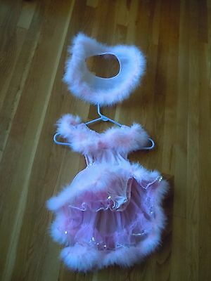 Wolff Fording Pink Dance-Ballet-Tap-Skate-Pageant Costume