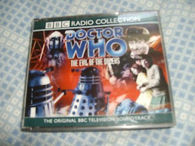 Dr Who-The Evil of the Daleks-Original BBC Soundtrack