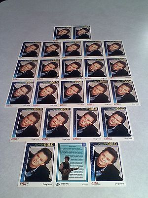 *****Doug Stone*****  Lot of 24 cards