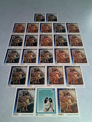 *****Sweethearts of the Rodeo*****  Lot of 24 cards