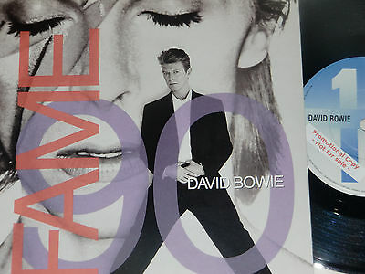 David Bowie. Fame 90 (Gass Mix). Emi Fame 90 (Hard To Find 45).