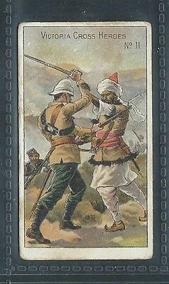 TADDY VICTORIA CROSS HEROES (1-20) No 11 AFGHAN WAR VC