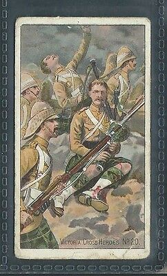 TADDY VICTORIA CROSS HEROES (1-20) No 20 TIRAH EXPEDITION VC