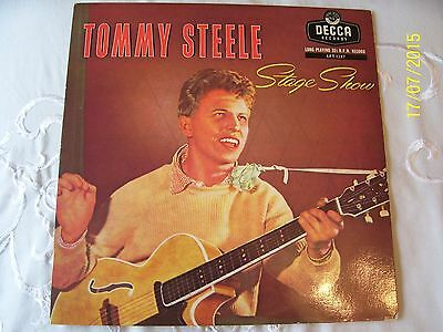 """' Tommy Steele ' -  ' Stage Show ' - 10"""" Lp - Collectable"""