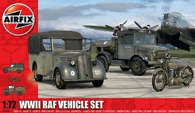 AIRFIX® A03311 WWII RAF Vehicle Set in 1:72