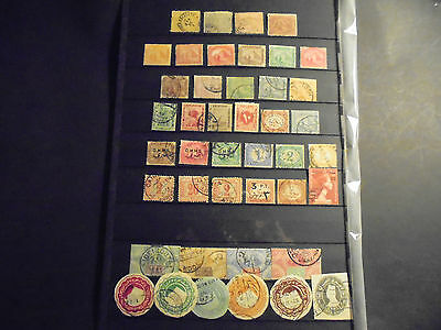 Egypt stamp mix, used