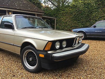BMW E21 320 is 5 speed manual
