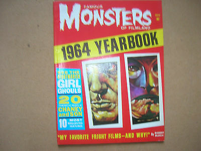 Famous Monsters 1964 Yearbook