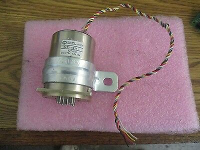 Dow-Key Microwamve Model: 541Y-4211 Coxial Switch <