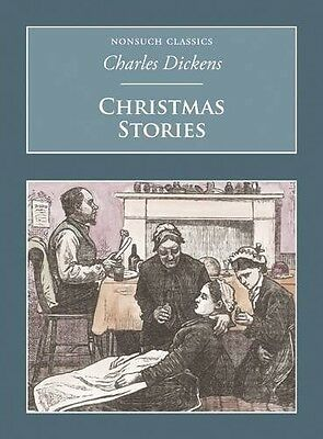 Christmas Stories (Nonsuch Classics), Charles Dickens, New Book