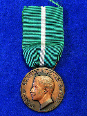 Italian Medal For The Unification Of Italy 1848-1922. Order. Orden