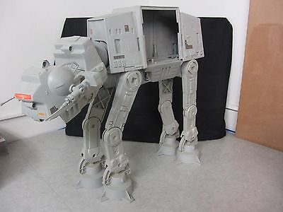 Star Wars ~ Empire Strikes Back ~ 1980's AT-AT ~ Kenner ~ Incomplete