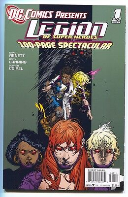 DC Comics Presents Legion Of Super-Heroes 100 Page Spectacular 1 2011 VF