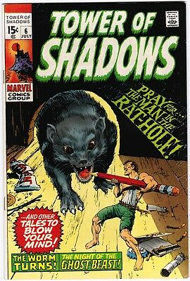 Tower of Shadows 6 (1970) VF+