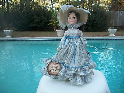 Vintage Effanbee Pride Of The South Charleston  Doll With Original Tag
