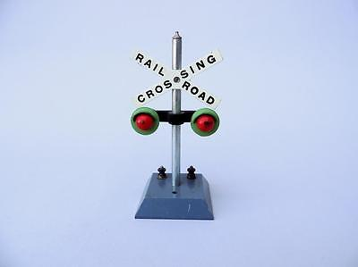American Flyer Train S Scale Gauge #760 Highway Flasher Signal Vintage 1950s EXC