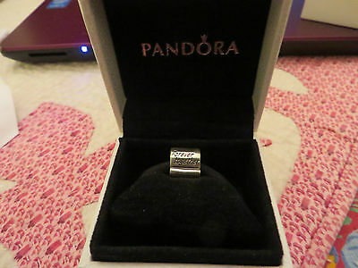 Genuine Boxed Pandora Charm