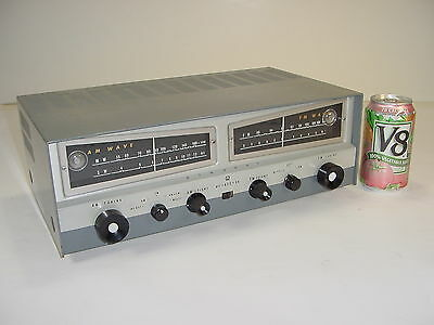 Vintage Pioneer AFT-11 AM FM Stereo Tube Multiplex Tuner Fixer for Parts Restore