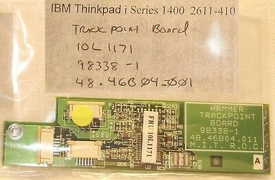 IBM Thinkpad I1400 Trackpoint Board 10L1171 Mouse
