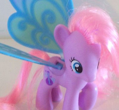 G4 My Little Pony Sweet Song Brushable Glimmer Wings Rare HTF Hasbro MLP