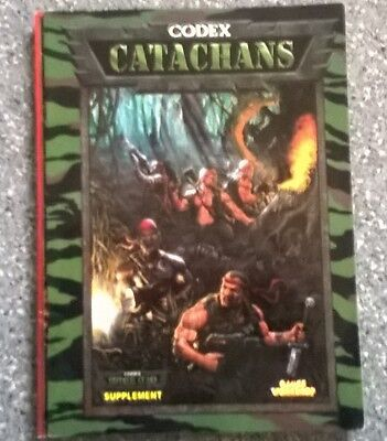 Codex Catachan   - Games Workshop - Warhammer 40K