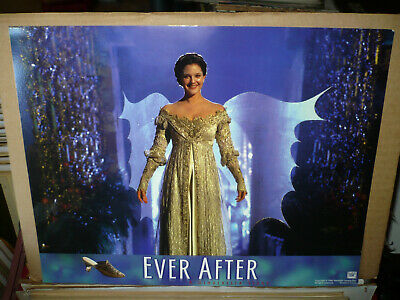 EVER AFTER, orig 1998 LCS (Drew Barrymore, Angelica Huston) - Disney