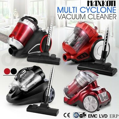 Bagless Vacuum Cleaner Cyclone Cyclonic with HEPA Filter Filtration System