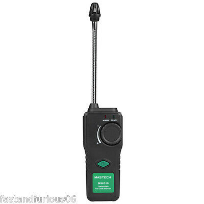 MASTECH MS6310 High Sensitivity Combustible Gas Detector for Methane Solid State