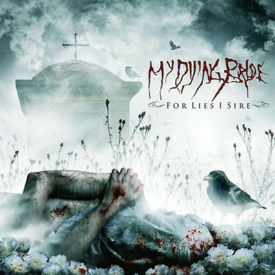 MY DYING BRIDE - For Lies I Sire  DLP