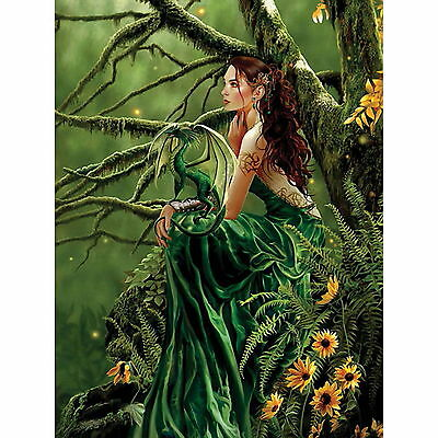 FATE by Nene Thomas - Ceaco 750 piece Fantasy puzzle - NEW